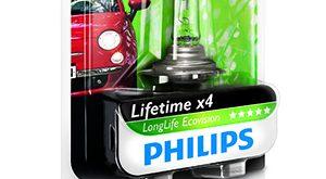 Долгая жизнь ламп Philips