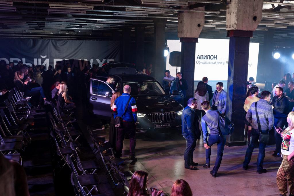 новый BMW Х5