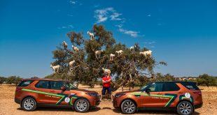 Jaguar Land Rover Россия победил в двух номинациях премии «Событие года»