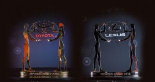 Тойота наградила лучших дилеров