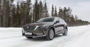 Mazda обновляет кроссовер CX-9