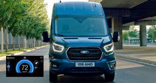 Система помощи по экономичному вождению Ford EcoGuide