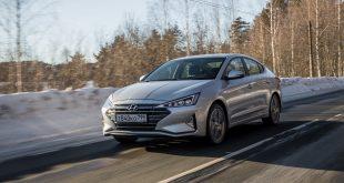новой Hyundai Elantra
