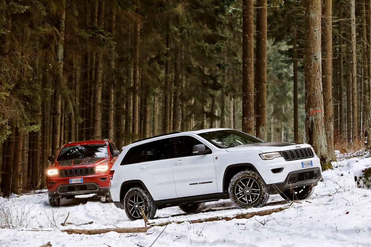 Продажи Jeep® увеличились на 87%