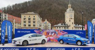 Hyundai отправится на горнолыжный курорт