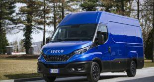 Двигатель F1 для нового IVECO Daily