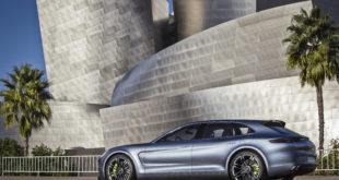Porsche Panamera празднует юбилей