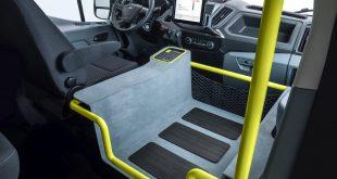 Электроконцепт Ford Transit Smart Energy