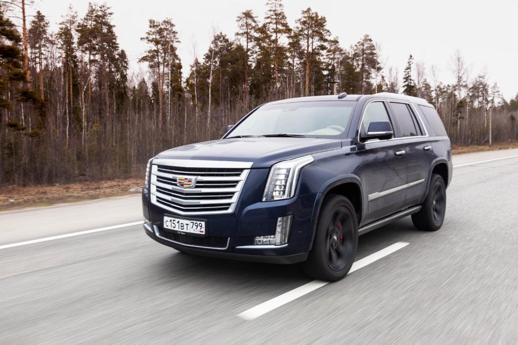 GM Россия в мае предлагает спецпредложение на Cadillac и Chevrolet