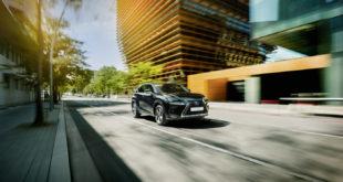 Специальные цены на Lexus в мае