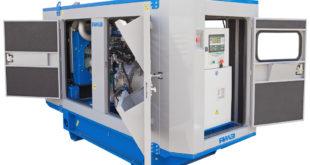 дизель-генераторную установку
