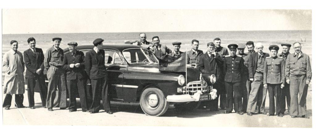 90 лет конструкторской школе ГАЗ