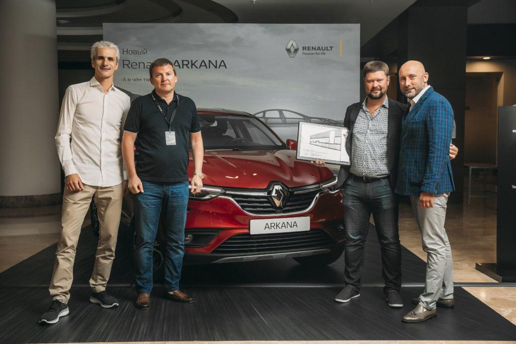 Renault назвала лучших дилеров