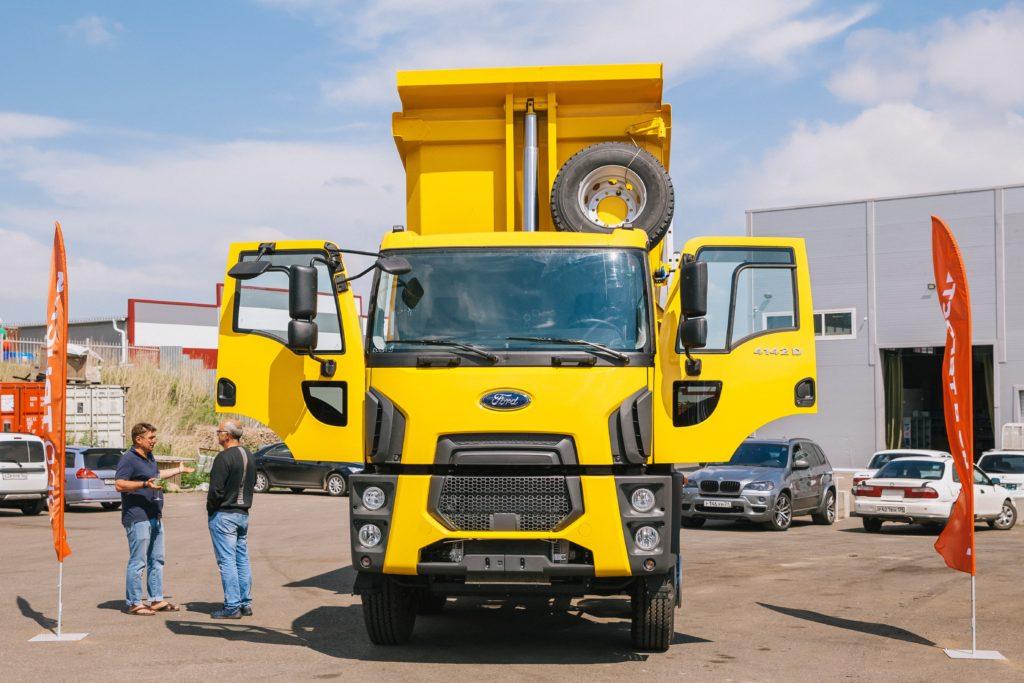 Ford Trucks в  Красноярске