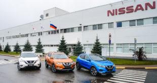 10 лет производства Nissan