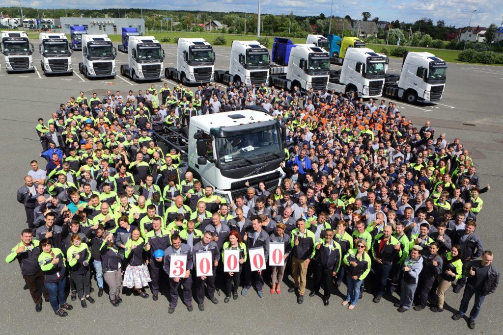 3000 Volvo из Калуги