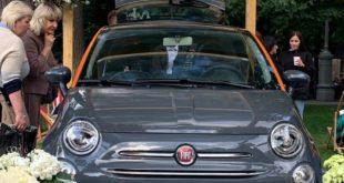 Fiat 500 поступит в каршеринг