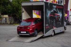 Renault с доставкой на дом