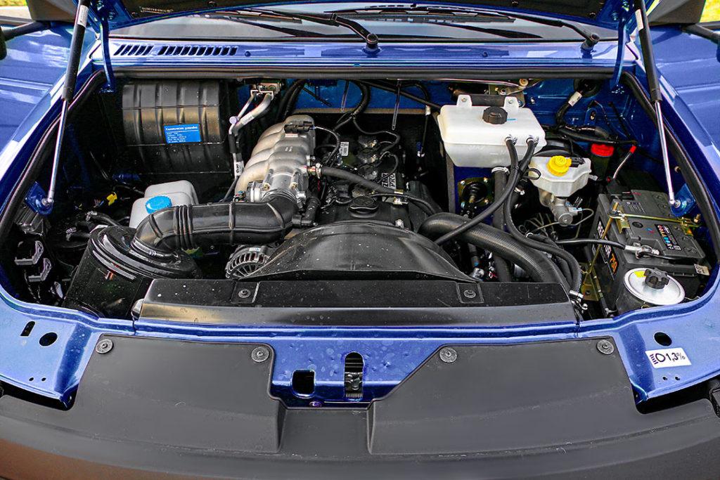 двигатель для УАЗ Патриот