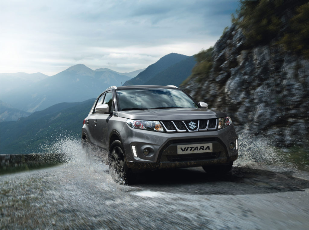 Suzuki Vitara и SX4 стали дешевле для корпоративных клиентов