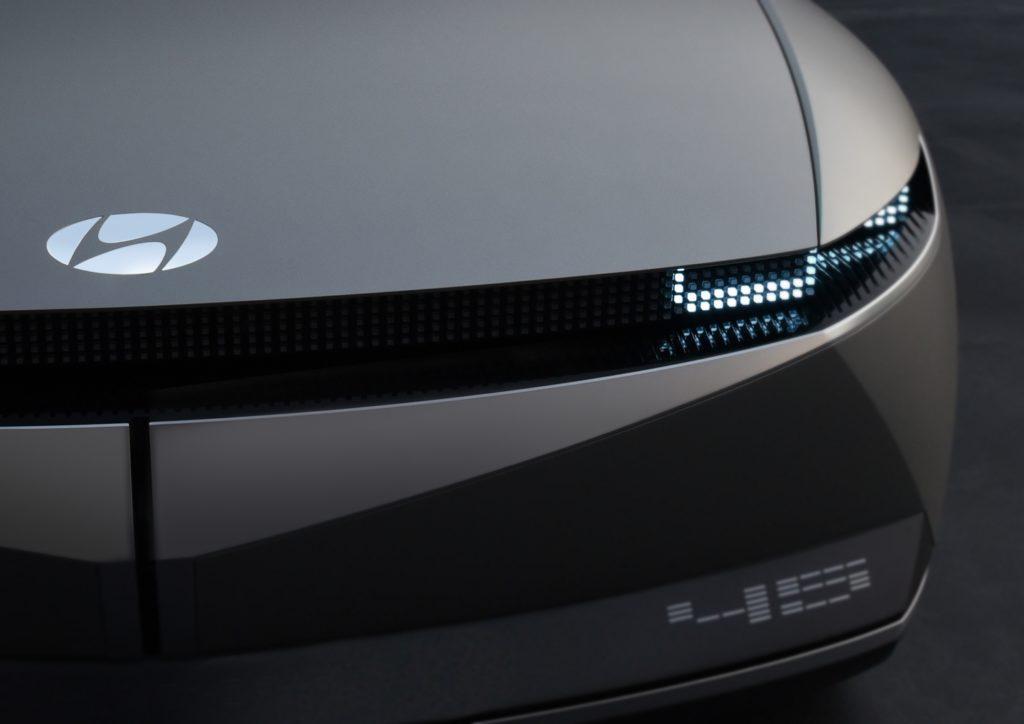 Электрический концепт-кар «45» от Hyundai