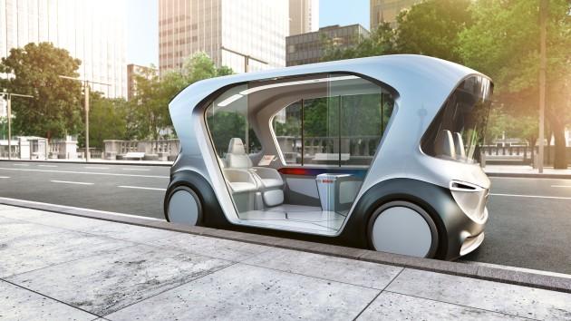 Bosch наращивает объемы заказов для электромобилей