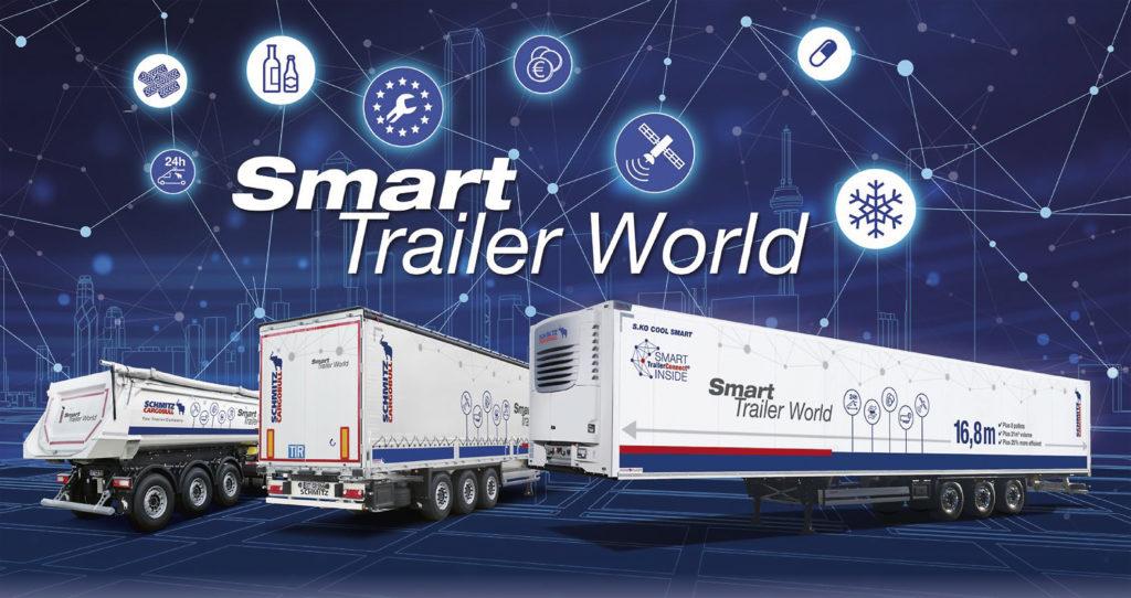 Schmitz Cargobull инновационные транспортные решения