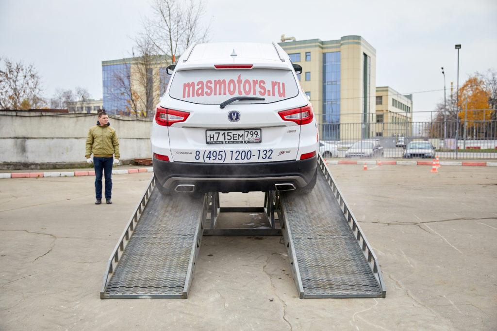 РИА Авто познакомил покупателей с Changan CS35PLUS