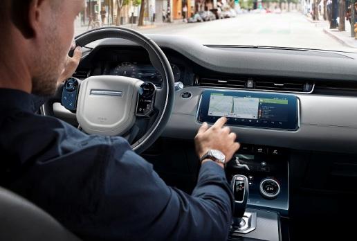 Беспроводное обновление ПО Jaguar теперь базовое