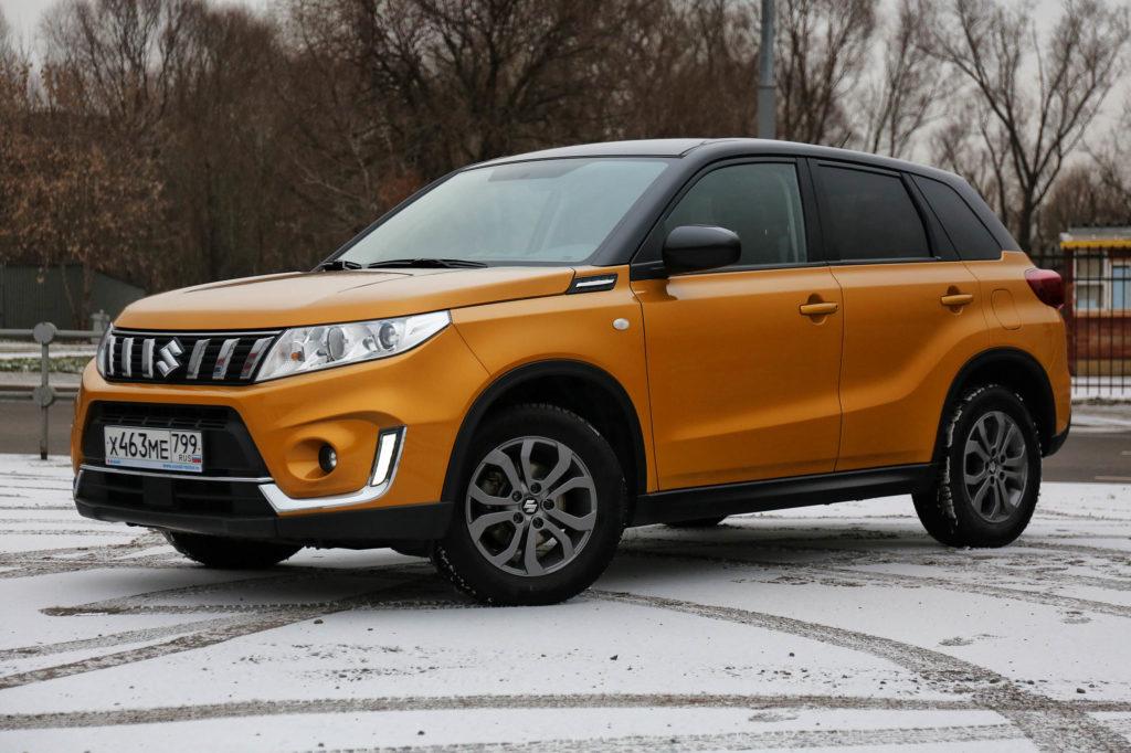 Suzuki показала рост продажа благодаря новым моделям