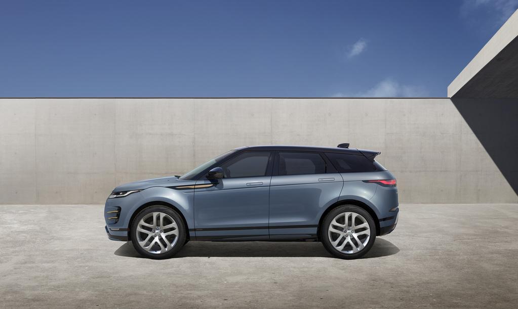 Компания Jaguar Land Rover отчиталась о продажах в России