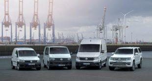 Результаты Volkswagen Коммерческие автомобили