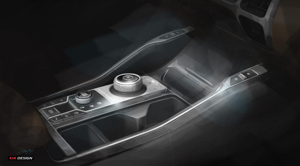 Компания KIA анонсировала фото Sorento четвертого поколения