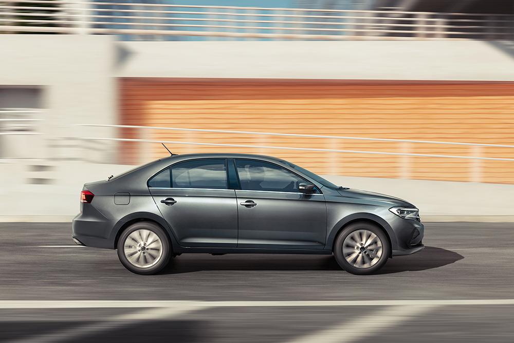 Стали известны комплектации нового Volkswagen Polo