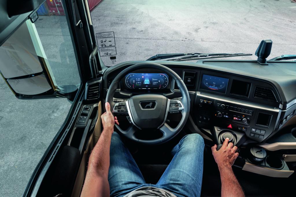 Новое поколение грузовиков MAN