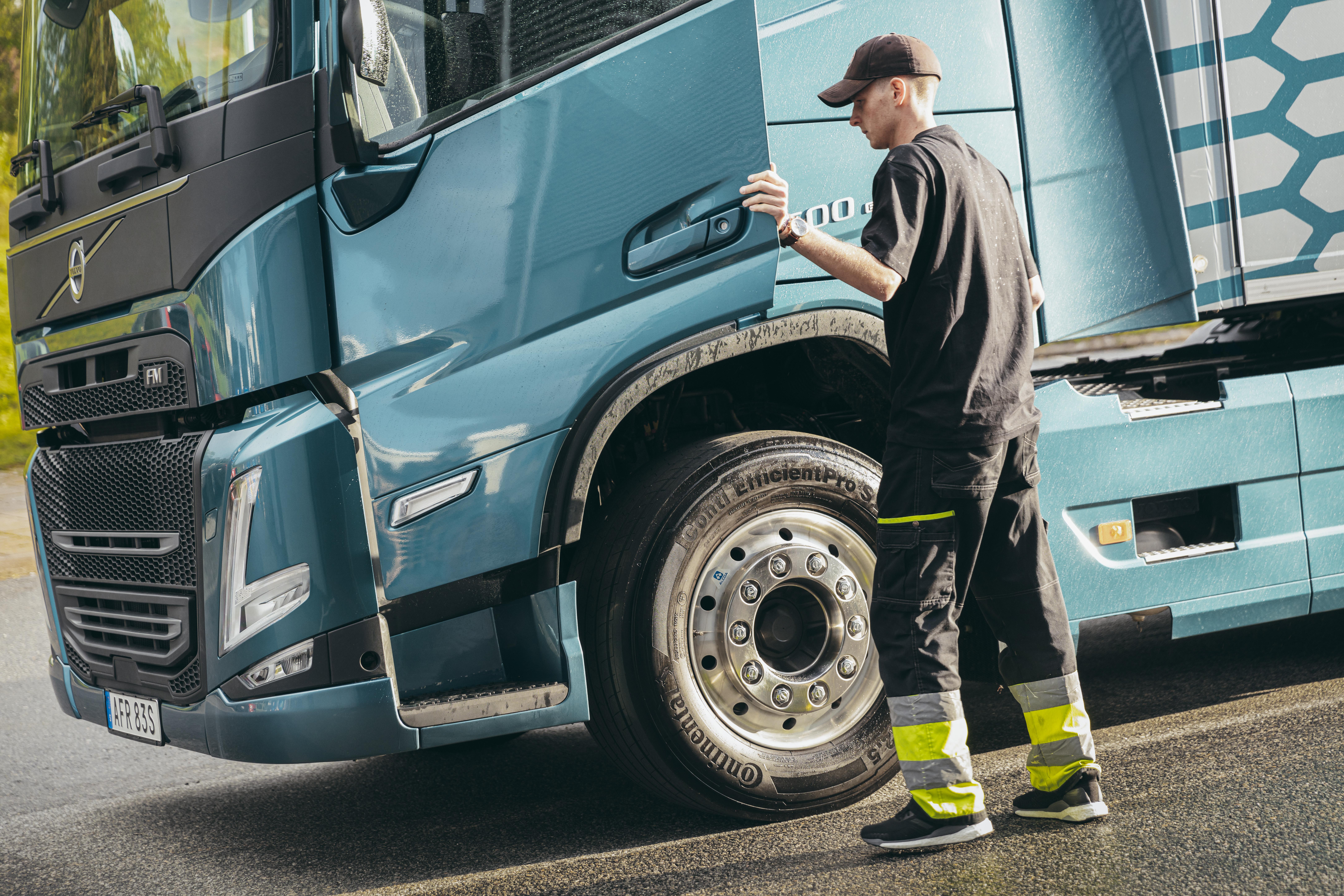 Новое поколение грузовиков Volvo
