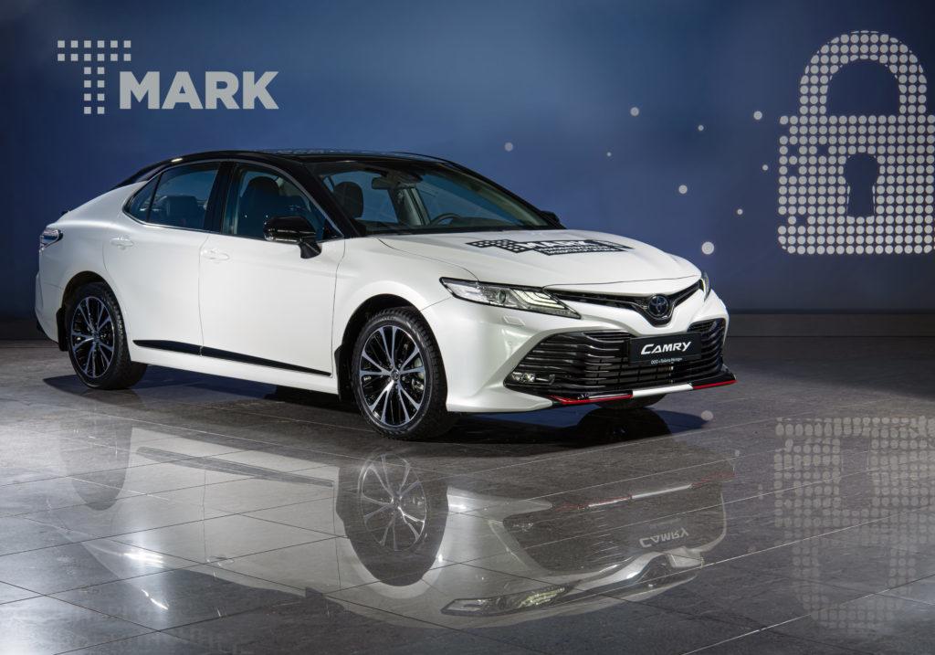В 2020 году Toyota и Lexus в России оснастят противоугонным идентификатором
