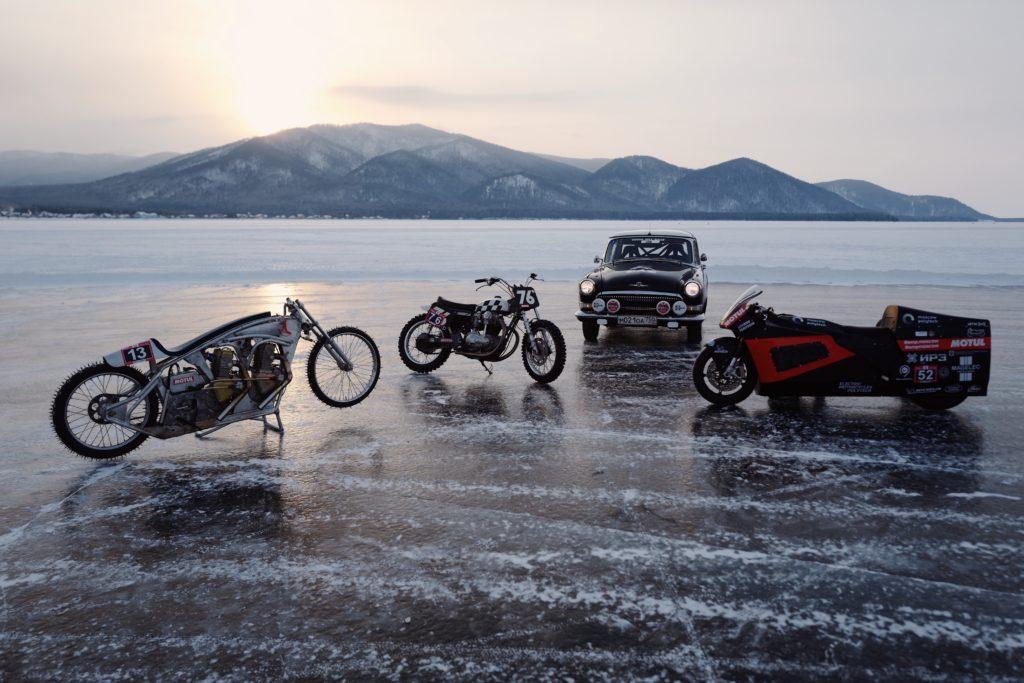 Компания Motul выступила партнером фестиваля скорости на Байкале