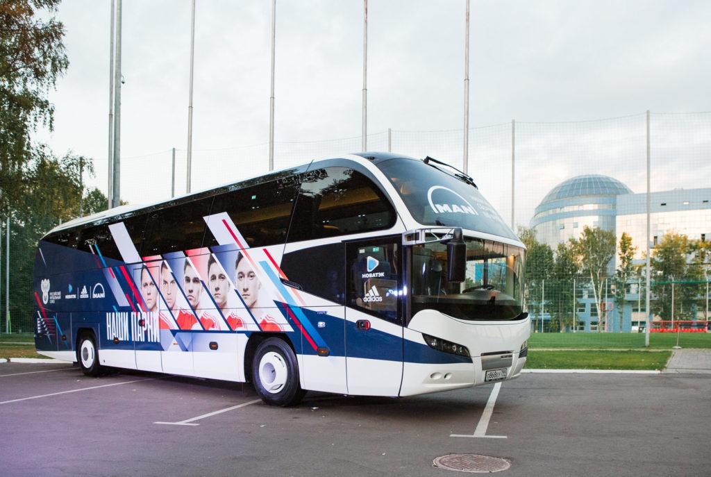 Компания MAN Truck and Bus Россия показала достойные результаты в 2019 году