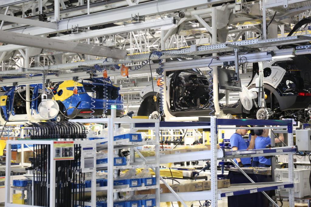 Российский завод Hyundai не будет работать с 30 марта по 3 апреля