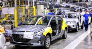 Почти все автомобильный заводы закрываются