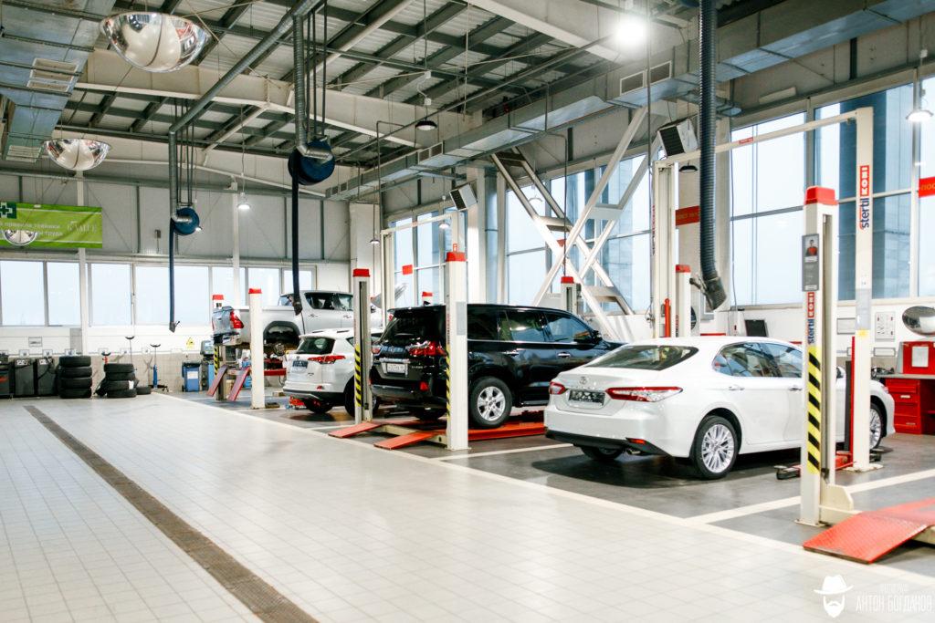 Тойота представляет программу поддержки для покупателей и владельцев автомобилей Toyota и Lexus