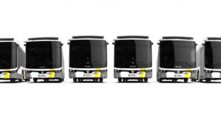 10 электробусов