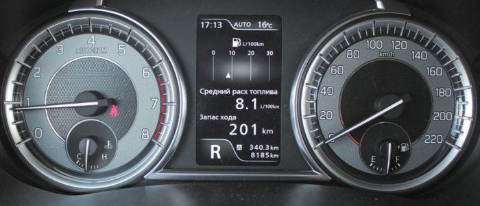 Обзор Suzuki Vitara