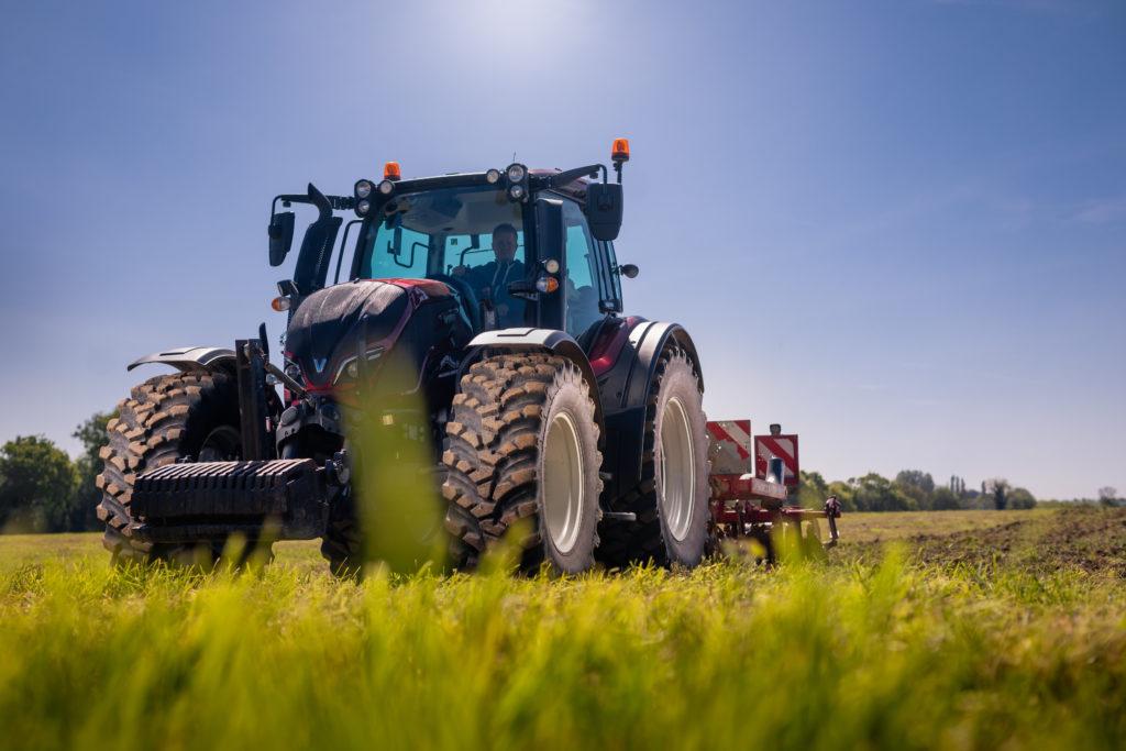 Эффективность шин для сельхозтехники