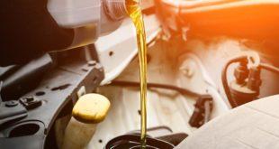весенней замене масла