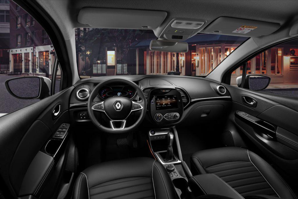 Новый Renault Kaptur появится в продаже онлайн
