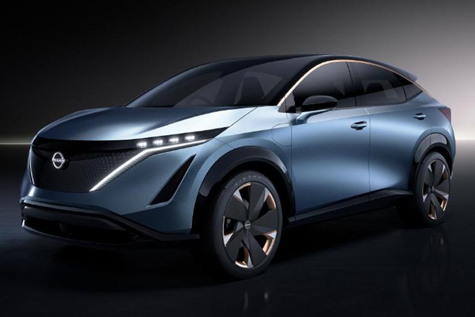 Концепт-кар Nissan – шаг к реальности