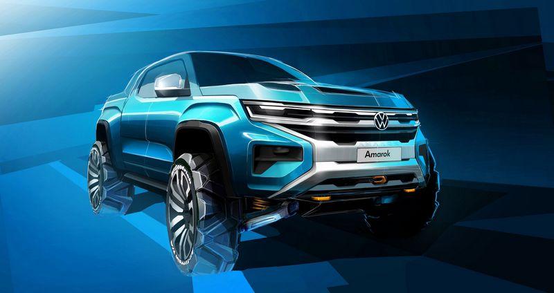 Volkswagen Коммерческие автомобили и Ford совместно разработают три электрических LCV