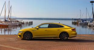 Старт продаж Volkswagen Arteon
